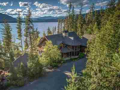 Single Family Home For Sale: 366 Canoe Pnt Rd
