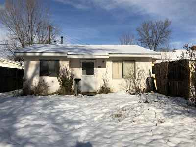 Spokane Single Family Home Ctg-Short Sale: 1323 E Bridgeport Ave