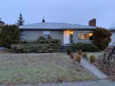 Spokane Single Family Home For Sale: 2817 E South Crescent Ave