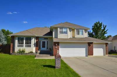 Spokane Valley Single Family Home For Sale: 3815 S Union Rd