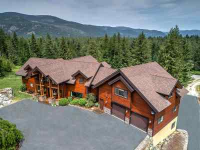 Sandpoint Single Family Home For Sale: 968 Hidden Valley Rd