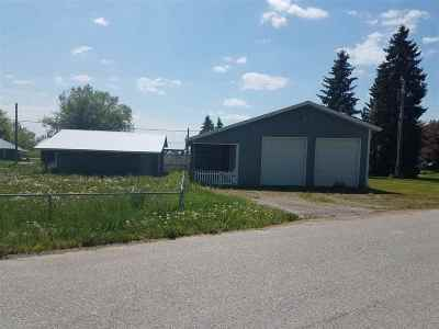 Cusick Residential Lots & Land For Sale: 104 5th St