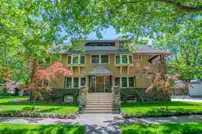 Spokane Single Family Home For Sale: 709 W Sumner Ave