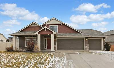 Spokane WA Single Family Home Ctg-Inspection: $435,000