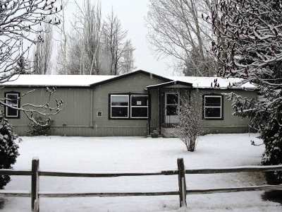 Mead Mobile Home For Sale: 11915 N Sheridan St