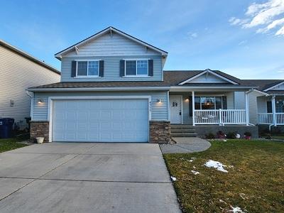 Spokane Single Family Home For Sale: 4315 S Stonington Ln