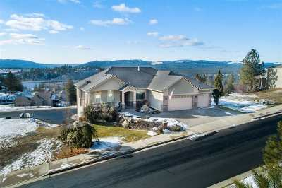 Spokane Single Family Home For Sale: 13617 N Eagle View Ln