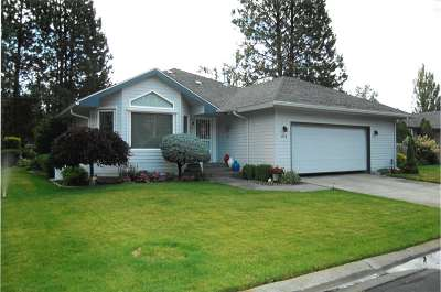 Single Family Home For Sale: 6014 N Coventry Ln