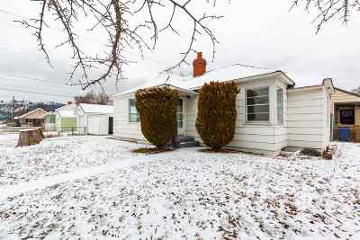 Single Family Home For Sale: 5503 E Parkwater Ave