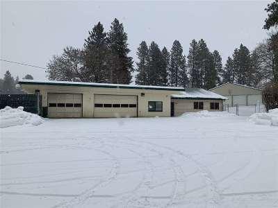 spokane Single Family Home Ctg-Other: 6925 E Bigelow Gulch Rd