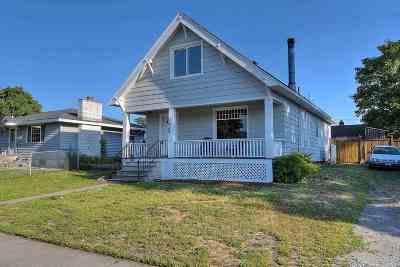 Single Family Home Bom: 1428 E Olympic Ave