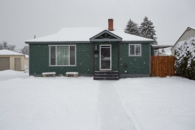 Single Family Home Ctg-Inspection: 2303 W Olympic Ave