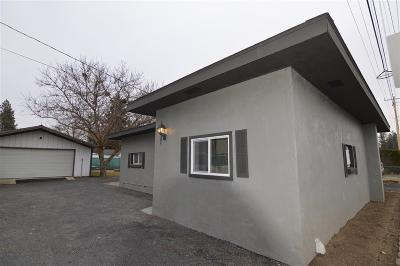 Spokane Single Family Home For Sale: 5316 N Assembly St