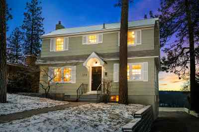 Spokane Single Family Home For Sale: 1838 S Maple Blvd