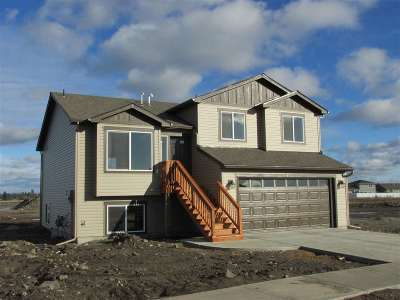 Airway Heights WA Single Family Home New: $241,900