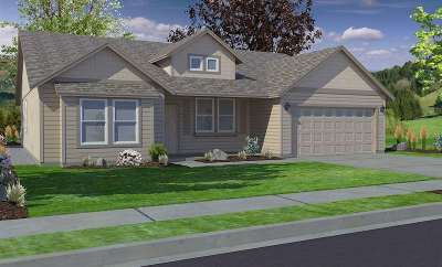 Single Family Home New: 3151 Harvest Bluff Dr
