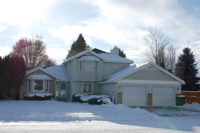 Spokane WA Single Family Home New: $299,900