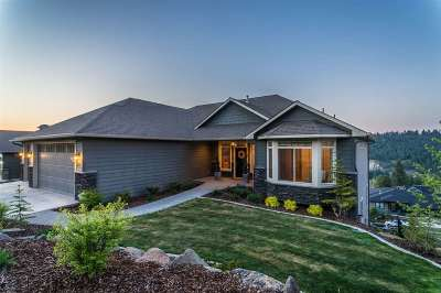 Spokane WA Single Family Home New: $619,500