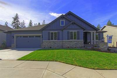 Spokane Single Family Home For Sale: 7148 S Tangle Heights Dr