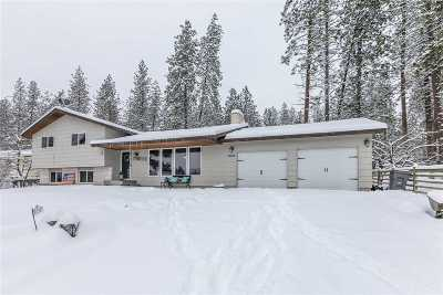 Nine Mile Falls WA Single Family Home Ctg-Inspection: $359,900