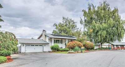 Spokane Single Family Home For Sale: 10530 N Overview Dr