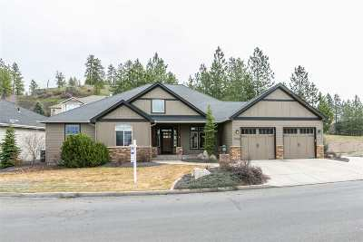 Spokane Single Family Home New: 13524 N Copper Canyon Ln