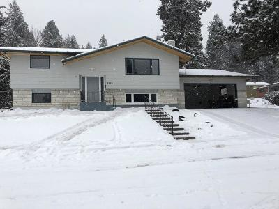 Spokane Single Family Home New: 2924 E 19th Ave