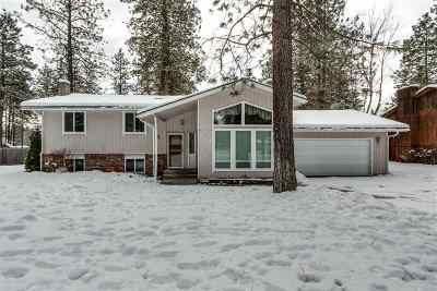 Spokane Single Family Home Ctg-Sale Buyers Hm: 504 E Glencrest Dr