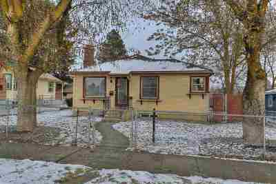 Spokane Single Family Home New: 4318 N Post St