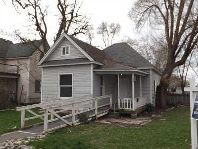 Spokane Single Family Home New: 404 S Fiske St