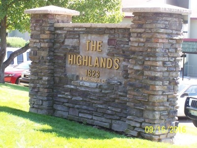 Spokane Condo/Townhouse New: 1823 W Highlands Ct #43