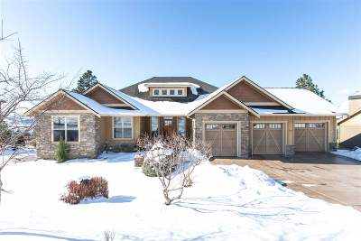 Single Family Home For Sale: 175 N Legend Tree Dr