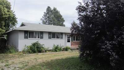 Otis Orchards WA Single Family Home For Sale: $229,900
