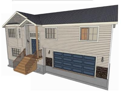 Colbert Single Family Home For Sale: 610 E Canterbury Ln