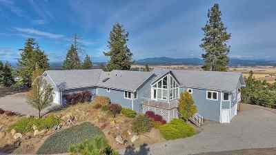 Mead Single Family Home For Sale: 3924 E Sorrel Ln #Parcel 3