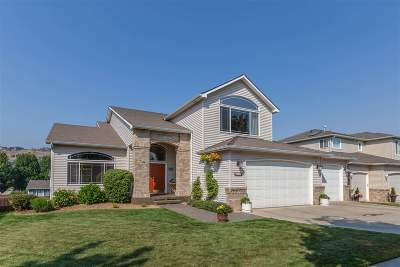 Single Family Home For Sale: 611 N Homestead Dr