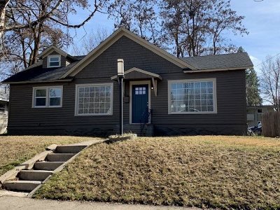 Spokane Single Family Home For Sale: 504 E 24th Ave