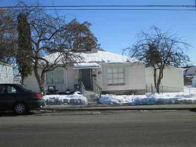 spokane Multi Family Home For Sale: 2814 N Crestline St #2816 N C