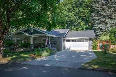 Coeur D Alene Single Family Home Ctg-Inspection: 602 S 12th St