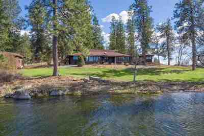 Single Family Home For Sale: 10008 S Silver Lake Rd