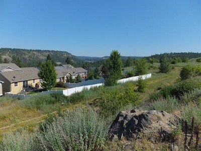 Spokane Residential Lots & Land For Sale: 1900 S Canyon Woods Ln