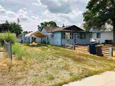 Spokane Single Family Home Ctg-Other: 1314 E Queen Ave