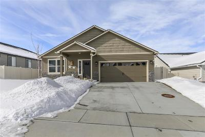 Spokane WA Single Family Home Ctg-Inspection: $335,000