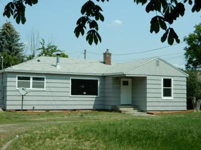 Spokane Valley Single Family Home For Sale: 11723 E Alki Ave
