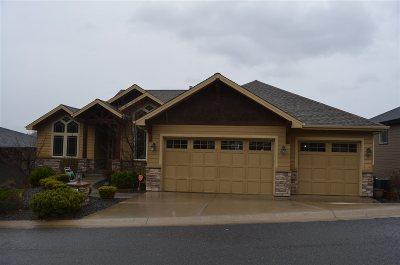 Spokane Single Family Home For Sale: 5115 S Jordan Ln