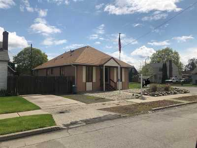 Spokane WA Single Family Home Bom: $169,000