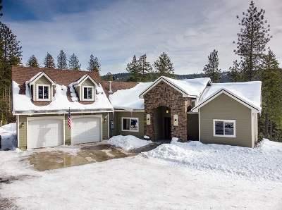 Single Family Home Ctg-Inspection: 26212 N Day Mt. Spokane Rd