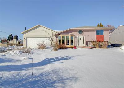 Spokane Valley WA Single Family Home Bom: $265,000