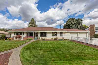 Spokane Single Family Home For Sale: 14 W Nebraska Ave