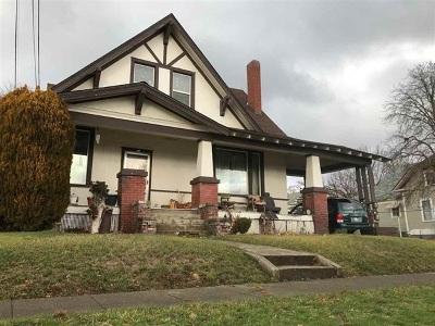 Spokane Multi Family Home For Sale: 549 E Dalton Ave